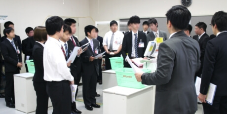 教育・研修・福利厚生イメージ