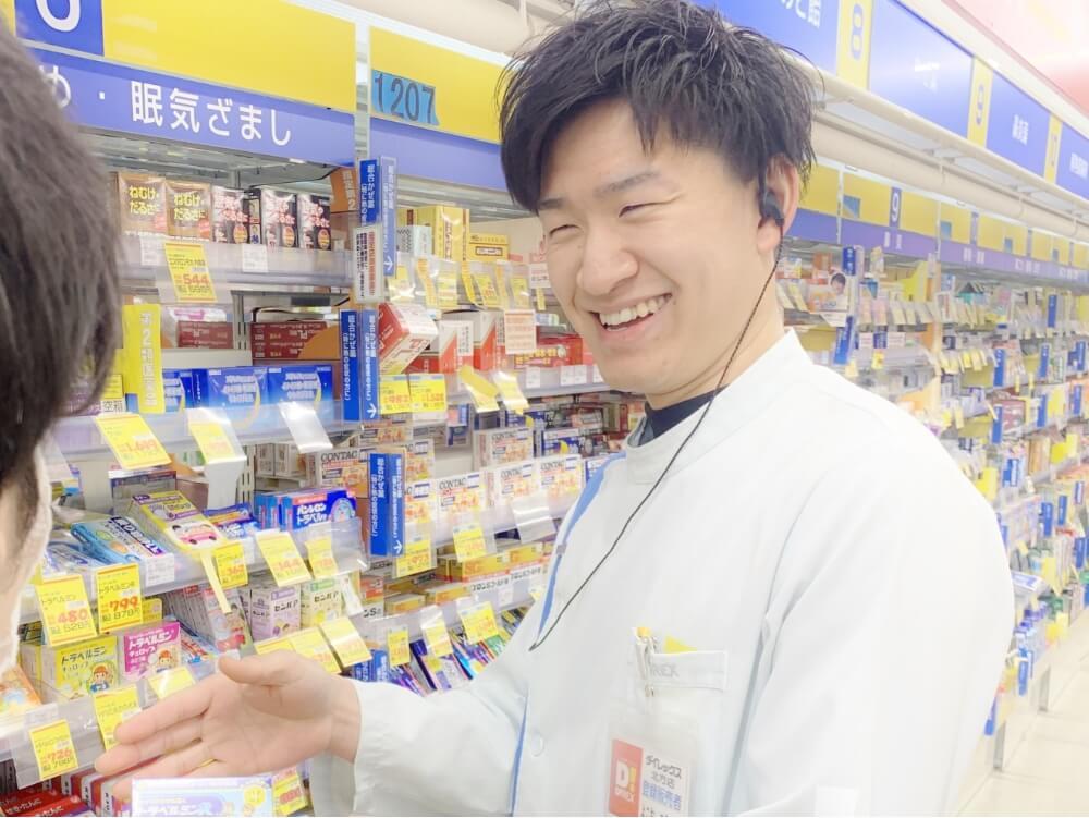 店長 ( / 2011年入社)