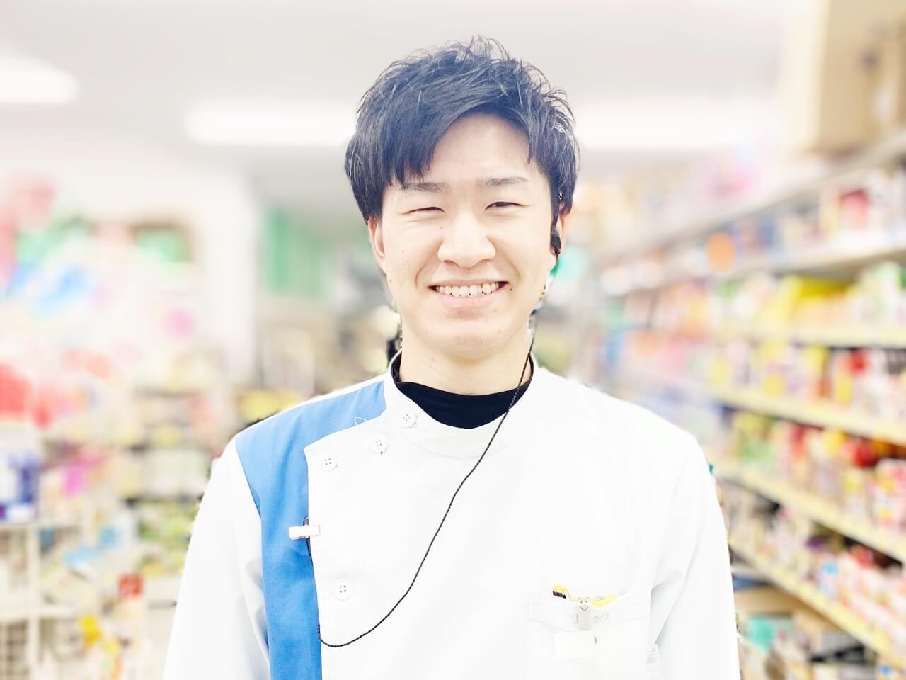 店長(営業部(店舗) / 2011年入社)
